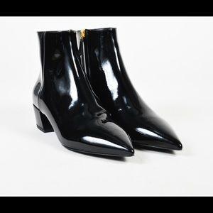 Prada Shoes - 🛑SOLD🛑 Prada Patent Booties